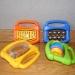 A438 4 mini muziek instrumenten