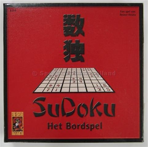 B213_Sudoku-Bordspel