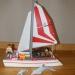 D513 Playmobil catamaran
